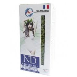 Cire épilation recyclable verte Norma de Durville gouttelettes 800 grs