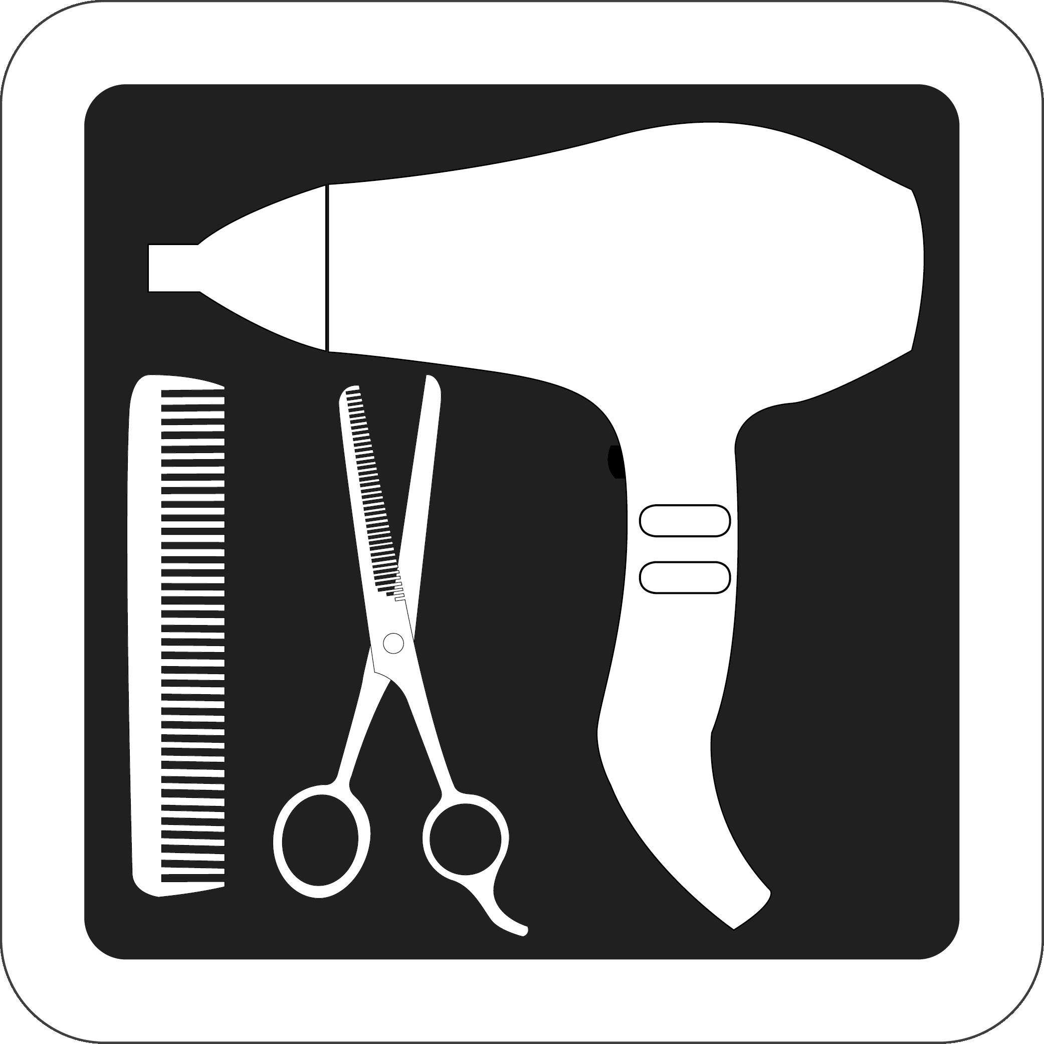 materiel coiffure